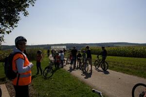 Cykeltur i Mamer og omegn