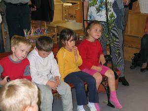 Børnehaveklassen 2003/2004