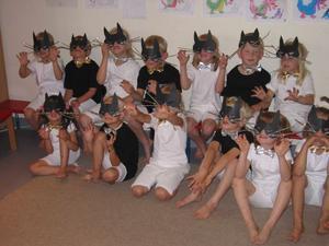 Skolefest den 19. juni 2004