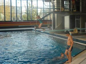 Svømning 2010