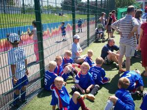 Europaskolens fodboldturnering 2006