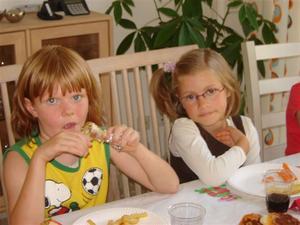 Anne-Katrine & Rebecca