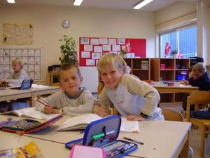 Anton og Rasmus