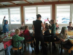 Christian M. og Emils fødselsdag