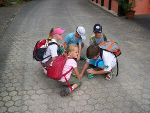 Tur til Eifel Park