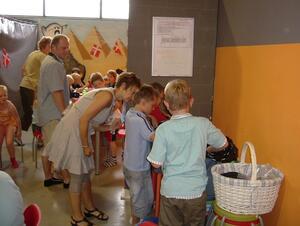 Andreas', Antons og Sebastian Philips fødseldag