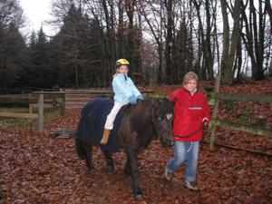 Ida til hest