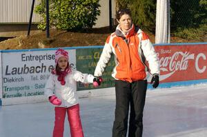 Skøjteløb i Beaufort