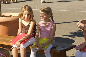 Sidste skoledag 2008