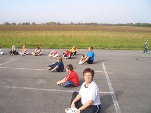Motionsløbet 2008!