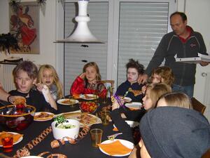Halloweenfest i 4.DKb