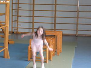 Miriam i bevægelse